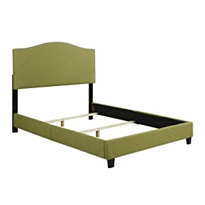 handy living na bdqun lin62 02 noleta linen bed frame set