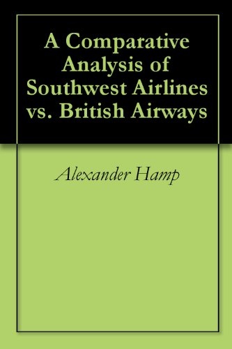 an analysis of article british airways British airways report comprises a comprehensive analysis of british airways the report illustrates the application of the major analytical strategic frameworks in business studies such as swot, pestel, porter's five forces, value chain analysis and mckinsey 7s model on british airways.