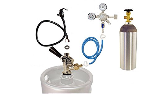 Standard Party Beer Dispener Keg Tap Kit