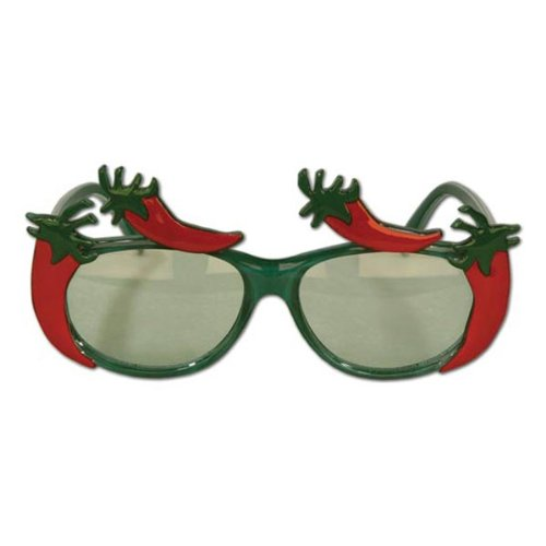 Beistle 60373 Chili Pepper Fanci-Frames