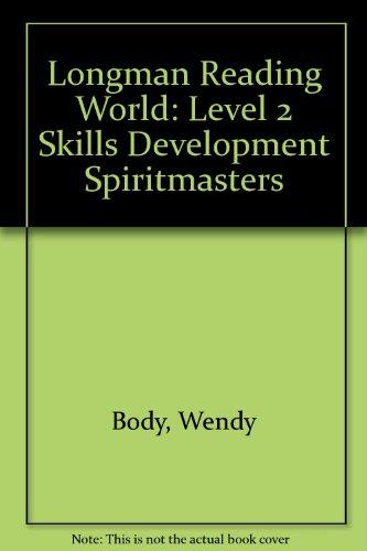 Longman Reading World: Level 2 Skills Development Spiritmasters