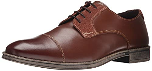 10. Stacy Adams Men's Caldwell Oxford Cap Toe Leather Shoes