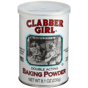 how to make double acting baking powder