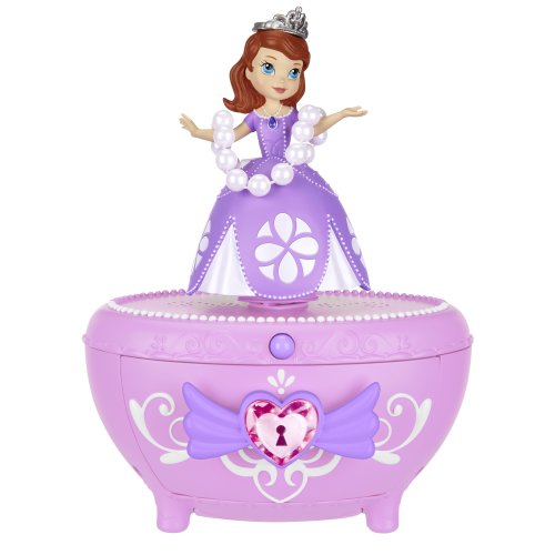 Sofia the First Musical Jewelry - 1