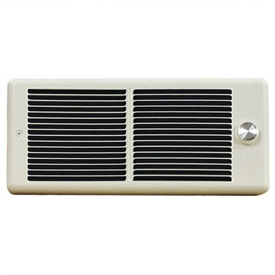 Register 5120 Btu Style Double Pole Wall Space Heater With Wall Box