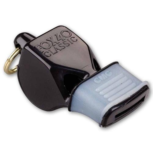 Fox 40 Whistle Classic Black with Mouth Grip (Fox40 Whistle Cushioned compare prices)