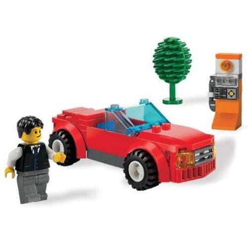 LEGO 乐高 跑车8402图片