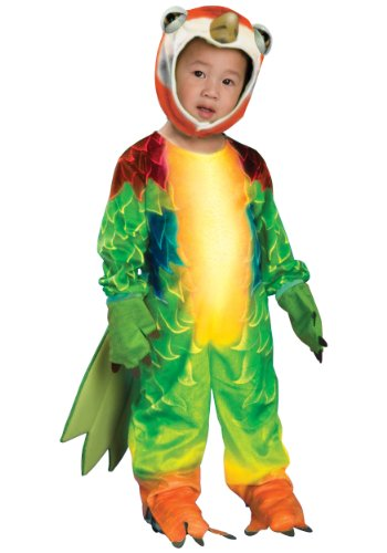 Silly Safari Costume, Parrot Costume