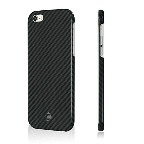 CORNMI iPhone 6 Plus/6s Plus Case - Carbon Fiber 5.5