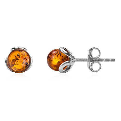 baltic-honey-amber-sterling-silver-art-deco-small-stud-earrings