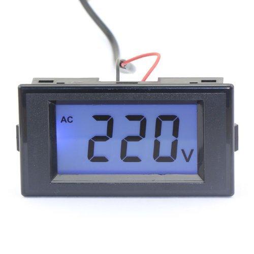 Вольтметр цифровой 220 вольт