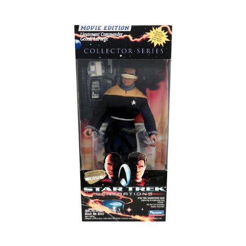 Star Trek Generations 9 Inch Lieutenant Commander Geordi Laforge - 1