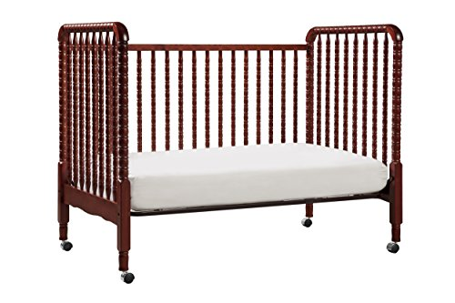 Davinci jenny lind 3 in 1 convertible crib cherry furniture baby toddler furniture baby toddler - Jenny lind replacement parts ...