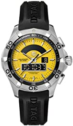 TAG Heuer Men s CAF1011 FT8011 Men s Aquaracer Chronotimer Watch