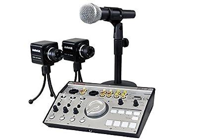 Vestax PBS-4 VTK Audio/Video Web Broadcast Mixer Package Kit