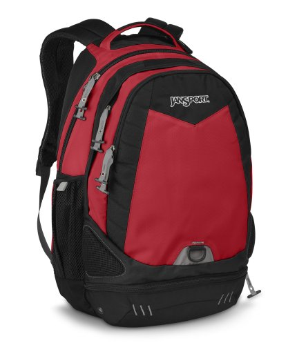 Jansport Boost Backpack (Scarlet)