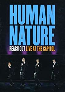 Human Nature-Reach Out: Live at the Capitol (Pal/R