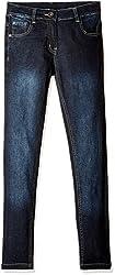 Cherokee Girls' Jeans (266159166_Blue_08Y)