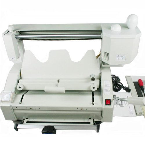 Eteyo Good Book Binding Machine 4 Functions In 1 With Paper Trimmer