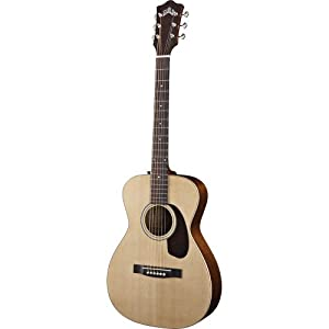 Guild Guitars GAD-F20E Fishman Matrix Mahogany Concert Guitar - Natural