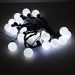 Ch&Ch Fili luminosi 5 - 20 - 15 - ( W ) - AC220 - ( V Bianco