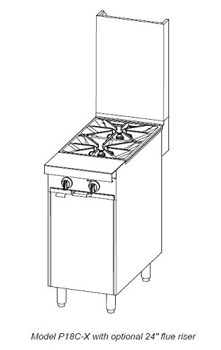 Portable Gas Cooktop front-642228