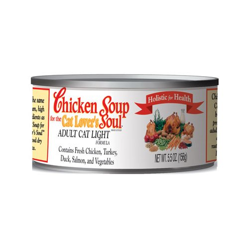 Chicken Soup For The Soul Weight & Mature Care Wet Cat Food