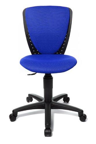 TOPSTAR-70570BB60-Kinder-Drehstuhl-High-Scool-Bezugsstoff-blau