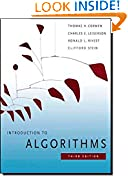 T Cormen (Author), C Leiserson (Author), R Rivest (Author), C Stein (Author)(194)Buy: Rs. 1,299.009 used & newfromRs. 1,299.00