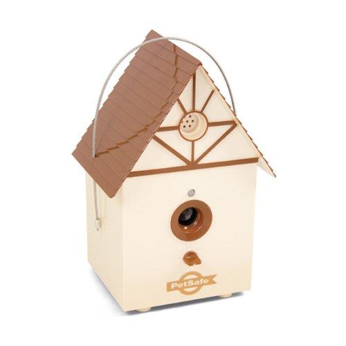 Petsafe Outdoor Ultrasonic Bark Control Birdhouse Petsafe Outdoor Ultrasonic Bark Control Birdhouse