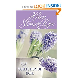 A Collection of Encouragement (VALUE BOOKS) Helen Steiner Rice