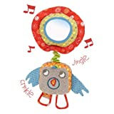 Little Bird Told Me - Hey Bear - Birdy Bear Musical Pull Toy