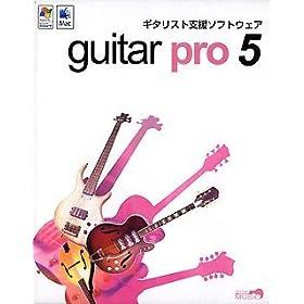 Guitar Pro 5 ��{���