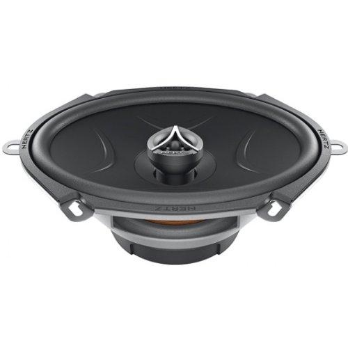 """Ecx 570 Hertz 5"""" X 7"""" 140 W 2-Way Coaxial Speakers Built In Tweeters New"""