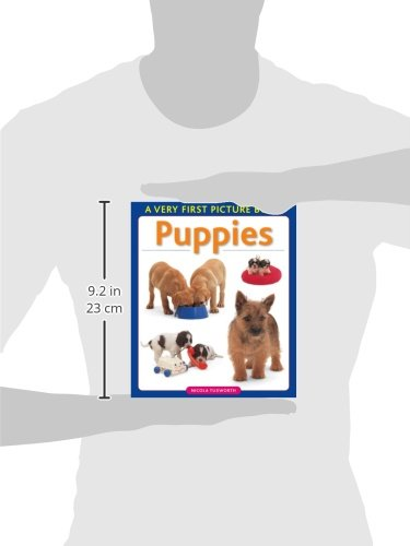 Puppies (Very First Picture Book)