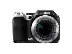 Fujifilm Finepix S8000fd 8MP Digital Camera with 18x Optical Image Stabilization