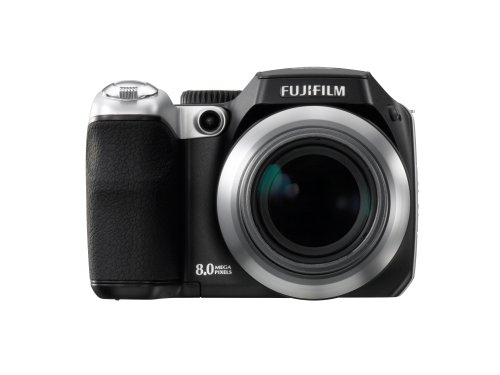 Fujifilm FinePix S8000fd is one of the Best Point and Shoot Digital Cameras for Action Photos Under $800