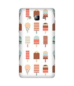 Ice Cream Samsung Galaxy On7 Case