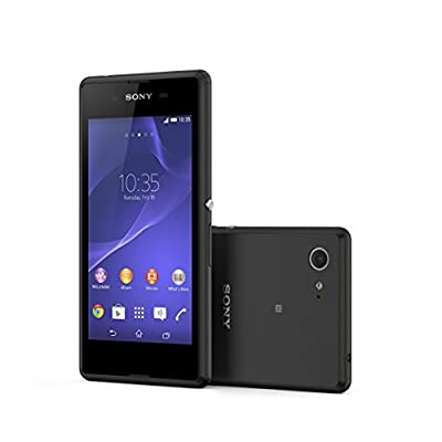 Sony Xperia E3 Dual (Black, 4 GB)