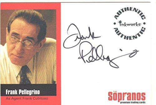 la-carte-the-sopranos-saison-1-autographe-a-fp-frank-pellegrino