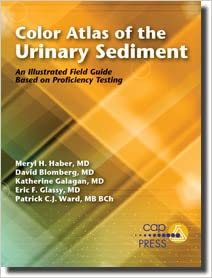 Color Atlas of the Urinary Sediment (An Illustrated Field
