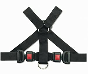 PetBuckle Pet Seat Belt Harness for Pets, 20-Pound and Up