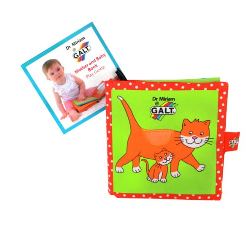Galt Toys Inc Dr Miriam Mother and Baby Book