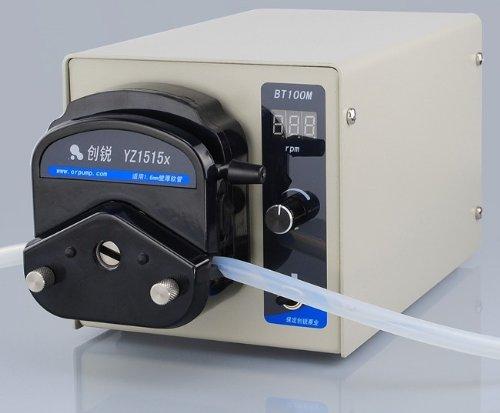 Gowe® Peristaltic Liquid Pump With Silicone Tubing Bt100M/Yz1515X