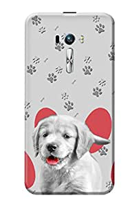 Asus Zenfone Selfie Back Cover, Premium Quality Designer Printed 3D Lightweight Slim Matte Finish Hard Case Back Cover for Asus Zenfone Selfie by Tamah