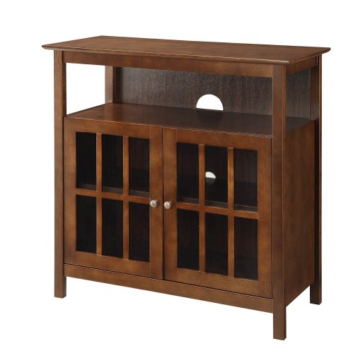 Convenience Concepts 8066070 Contemporary Big Sur Highboy TV Stand picture B00FU3ZJEY.jpg