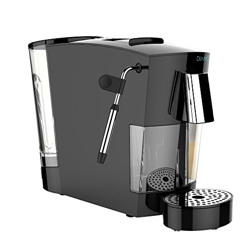 Diamo One 21-Bar Pump Espresso and Cappuccino Machine
