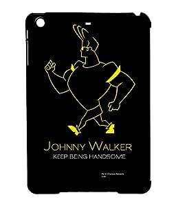 Johnny Walker - Case for iPad 2/3/4
