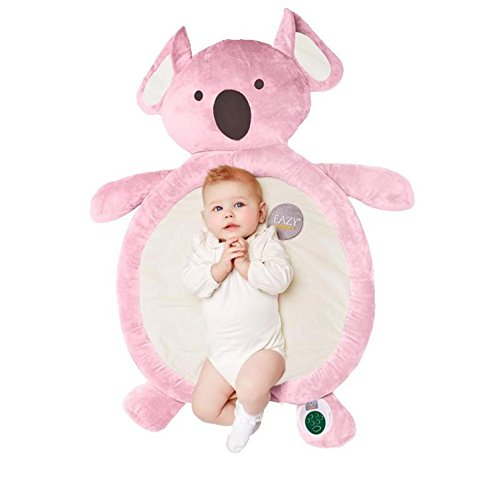 EazySleeper Baby Infant Toddler Pillow Heating and Massaging Mat Sleeping Aid for Babies - Koala (Pink) - 1