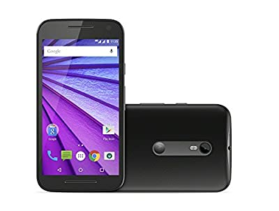 Moto G 3rd Generation (Black, 16GB)